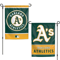 Oakland A's Athletics Garden Flag