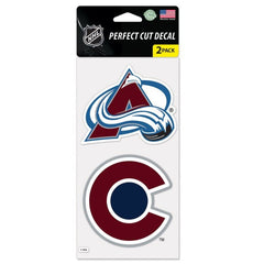 Colorado Avalanche Decal