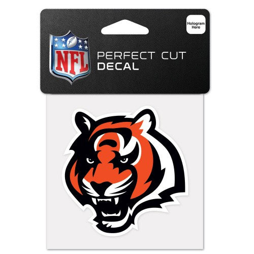 Cincinnati Bengals Logo Decal