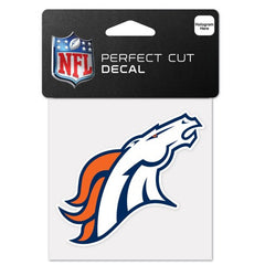 Denver Broncos Logo Decal