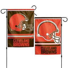 Cleveland Browns Garden Flag