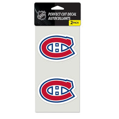 Montreal Canadiens Decal