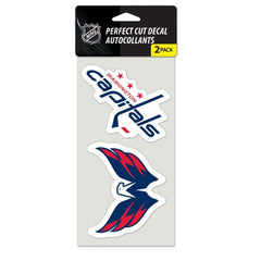 Washington Capitals Decal