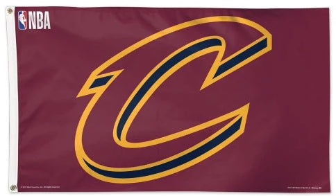 Officially Licensed 3'x5' Cleveland Cavaliers Flag