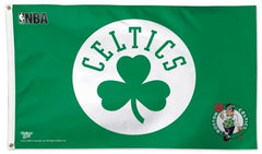 Boston Celtics Flag