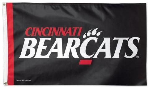 Cincinnati Bearcats Flag