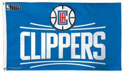Officially Licensed 3'x5' Los Angeles Clippers Flag