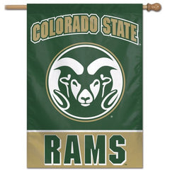 Colorado State Rams Banner