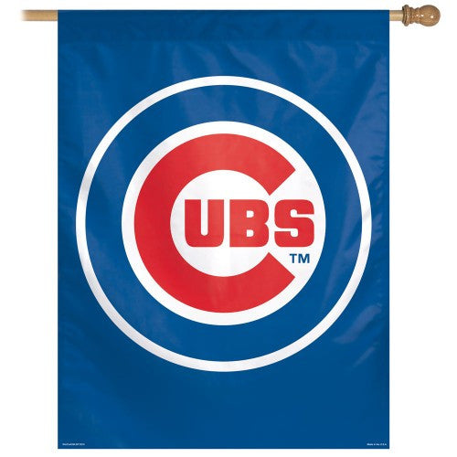 Chicago Cubs Logo Banner