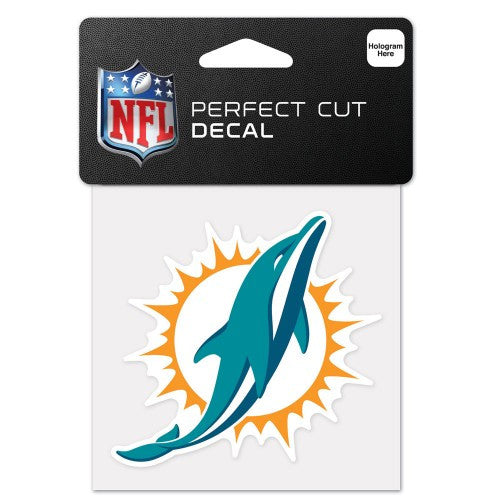Miami Dolphins Logo Decal