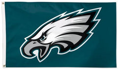 Philadelphia Eagles Logo Flag