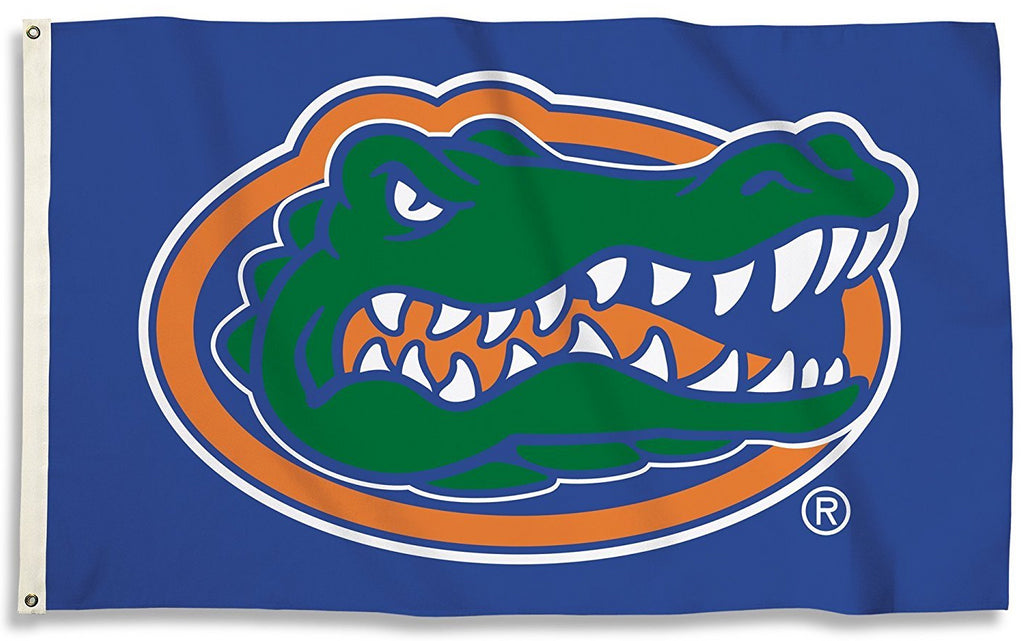 Florida Gators Logo Flag