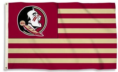 Florida State Seminoles Nation Flag
