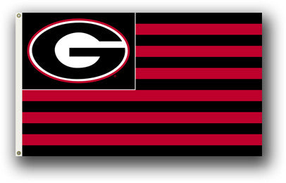 Georgia Bulldogs Nation Flag