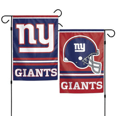 New York Giants Garden Flag