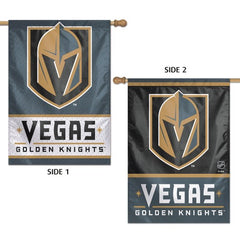 Vegas Golden Knights Double Sided Banner