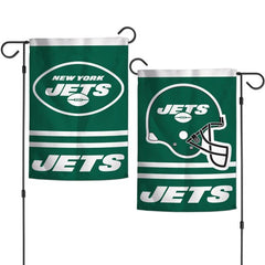 New York Jets Garden Flag