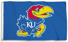 Kansas Jayhawks Flag