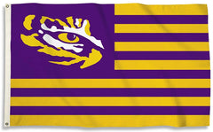 LSU Tigers Louisiana State Nation Flag