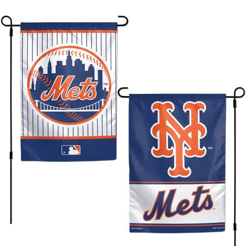 New York Mets Garden Flag