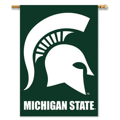 Michigan State Spartans Banner