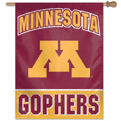 Minnesota Golden Gophers Banner