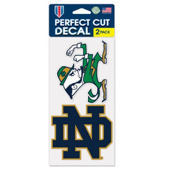 Notre Dame Fighting Irish Decal