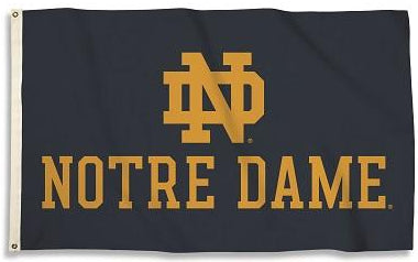 Notre Dame Fighting Irish Flag