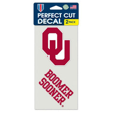 Oklahoma Sooners Decal
