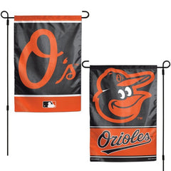 Baltimore Orioles Garden Flag