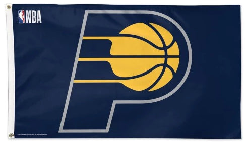 Officially Licensed 3'x5' Indiana Pacers Flag