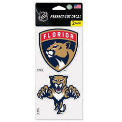 Florida Panthers Decal