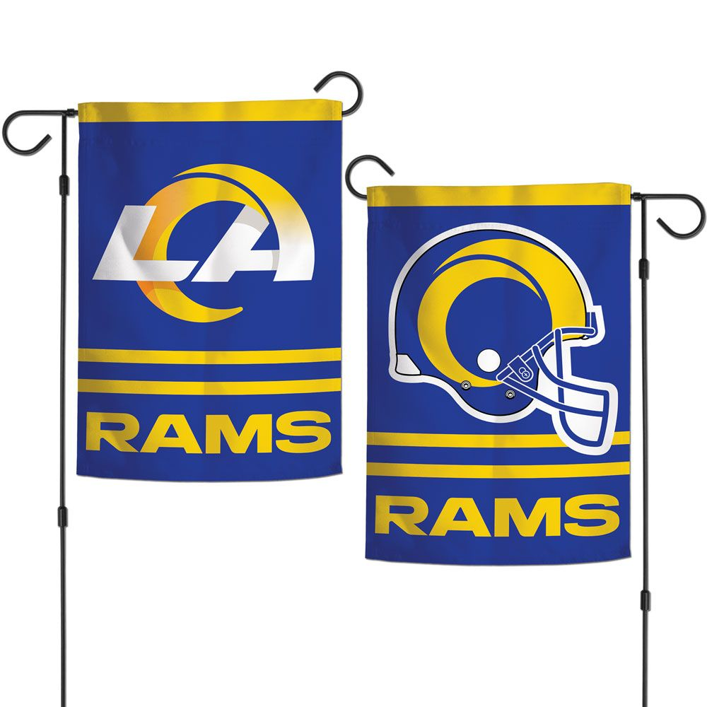Los Angeles Rams Garden Flag