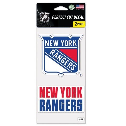 New York Rangers Decal