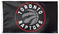 Officially Licensed 3'x5' Toronto Raptors Flag