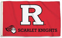 Rutgers Scarlet Knights Flag