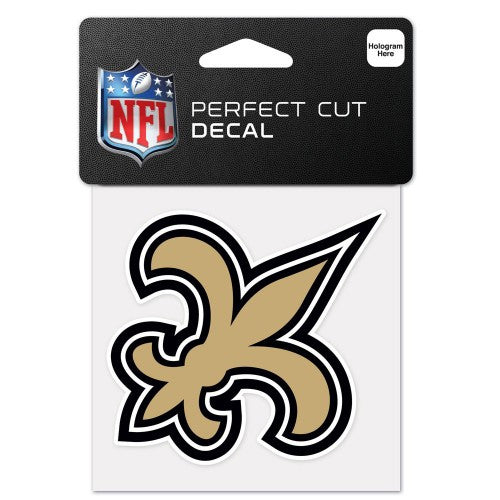 New Orleans Saints Logo Decal