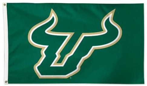 South Florida Bulls Flag