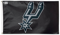 Officially Licensed 3'x5' San Antonio Spurs Flag