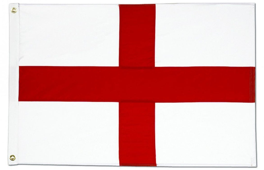 England National Soccer Flag