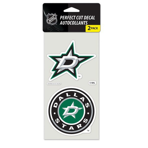 Dallas Stars Decal