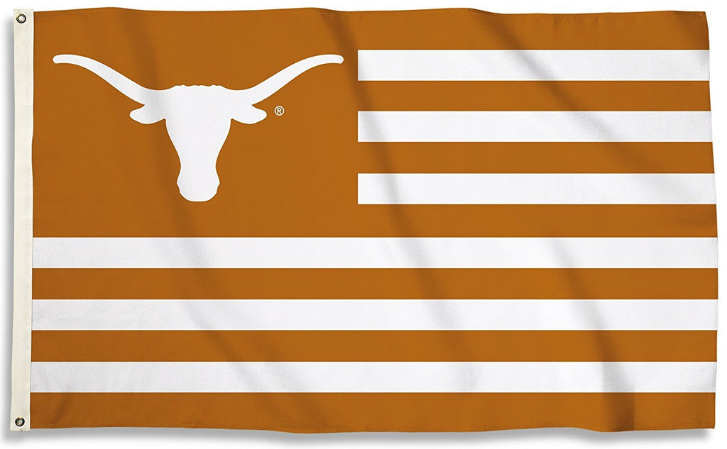 Texas Longhorns Nation Flag