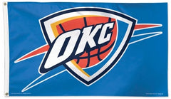 Oklahoma City Thunder Flag