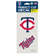 Minnesota Twins Decal
