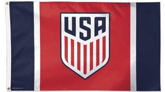 US Soccer National Team Flag