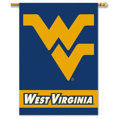 West Virginia Mountaineers Banner