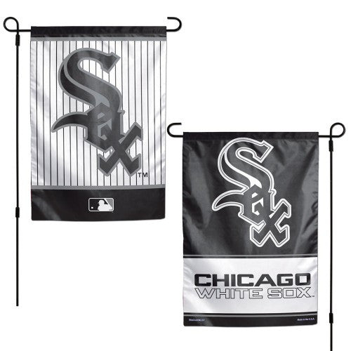 Chicago White Sox Garden Flag