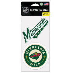 Minnesota Wild Decal