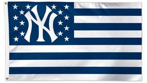 New York Yankees Nation Flag
