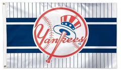 New York Yankees Vault Flag